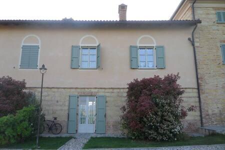 Monferrato: ancient apartment - Grazzano Badoglio