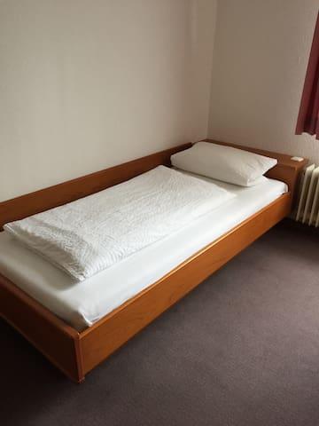 günstiges möbliertes Zimmer nähe München - Hohenbrunn - Bungalow