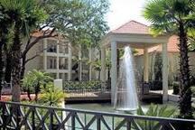 Resort Water Fountain