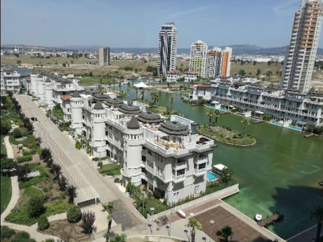 SINPAŞ GYO BURSA MODERN, Marine Building