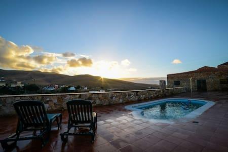 CASA PEQUEÑA LOS REYES - Valle de Santa Inés