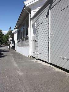 Sørlandshus i vernet område - Mandal