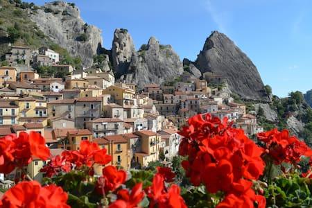 Casa dell'Avventura - Castelmezzano - Castelmezzano - Ferienunterkunft