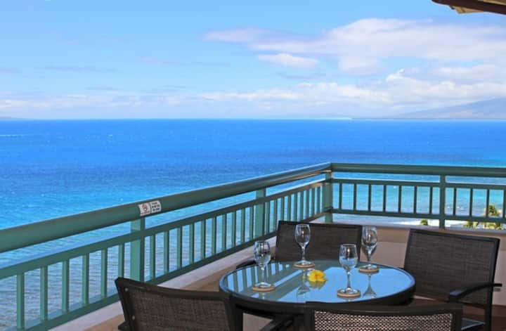 Marriott's Maui Ocean Club 3 BR Penthouse Villa