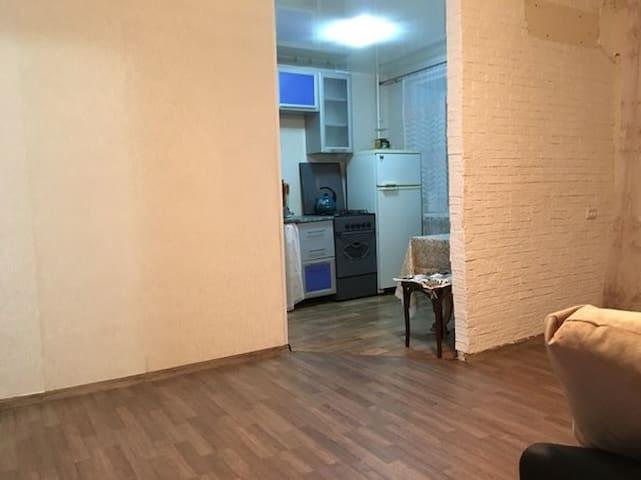 Уютная квартира - Volzhskiy - Appartement
