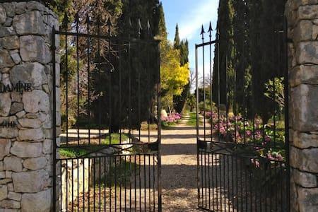 Rare villa historic with charm in Côte d'Azur. - La Gaude - 别墅