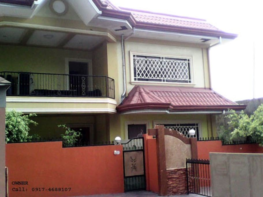 Furnished Cebu House for Rent inside
