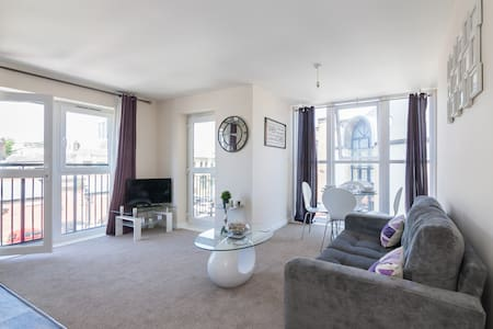 Stunning Blackburn Town Centre Apartment