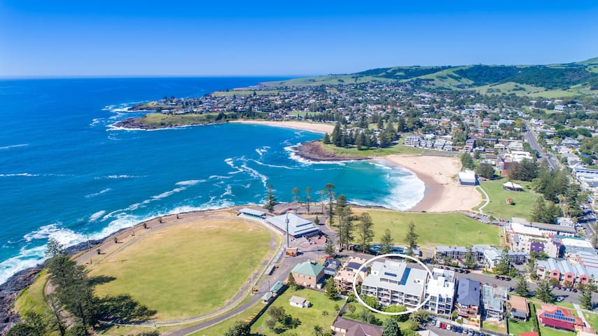 OCEANVIEW, Kiama - Prime location Luxury Apartment