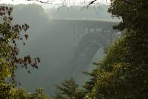 New River Gorge Bridge (10 mins)