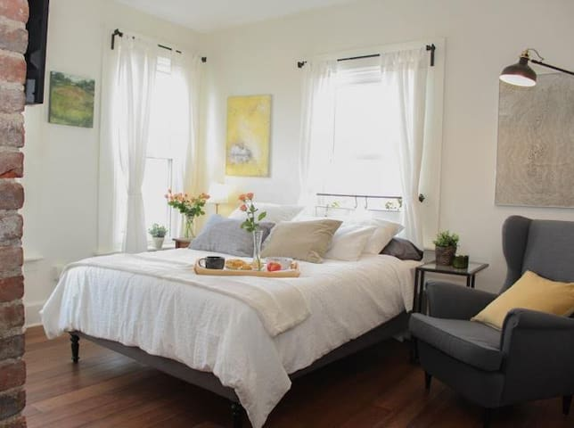 Chic Studio in Historic Building by German Village - Columbus - Apartemen