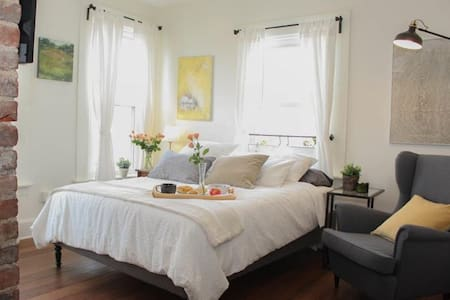Chic Studio in Historic Building by German Village - Columbus - Pis