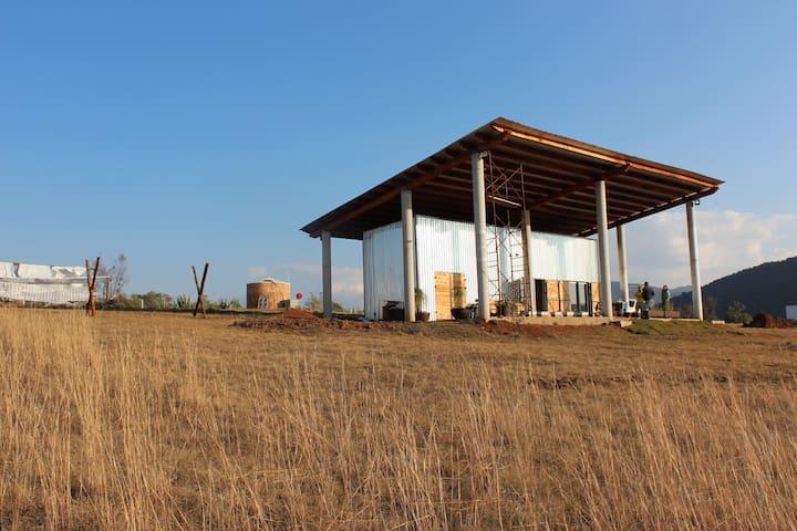 cabaña #ranchoMichoacán
