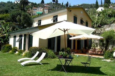 Villa a zoagli cornice di Portofino - Villa