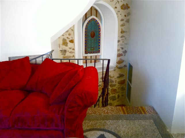 Charming Old Rectory , 5 km see 8 P - Fitou - Hus