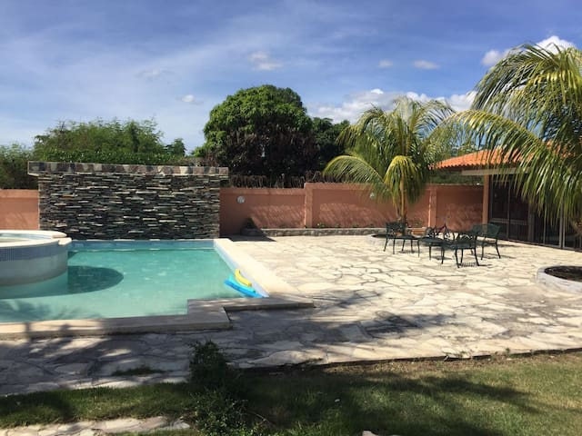 Villa frente a la Playa Matanzas Bani Peravia