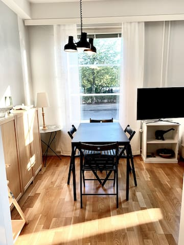 Spacious & perfectly located apartment in Helsinki