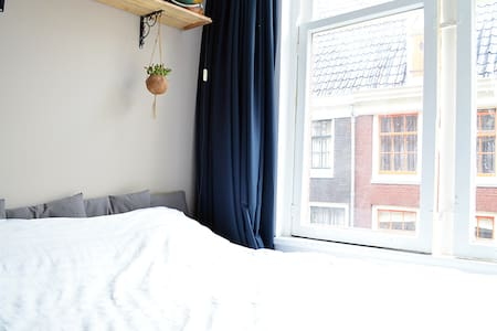 Bright and cozy 'Jordaan' studio apmnt in centre! - Amsterdam - Apartment