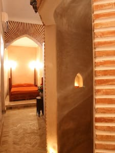 DOUBLE ROOM RIAD MARRAKECH - Marrakech