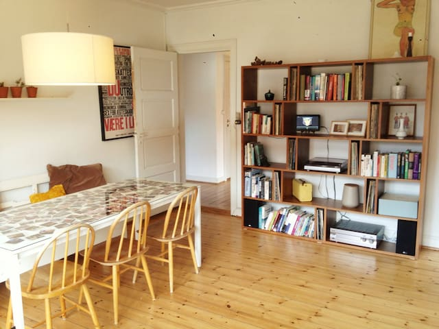 Charming apartment & Great value - Copenhaga - Apartamento