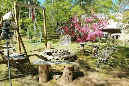 Camping Plot at Carriage House