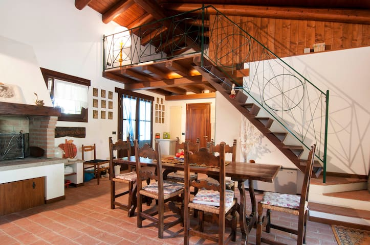 Villa with garden @Hills nearVenice - Teolo - Appartement