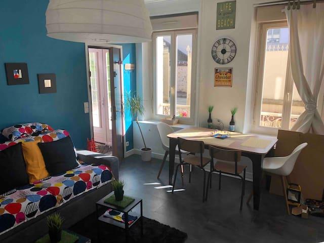 Design pop/ Milly centre/ WiFi / studio standing