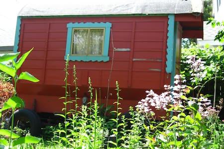 The Garden Caravan