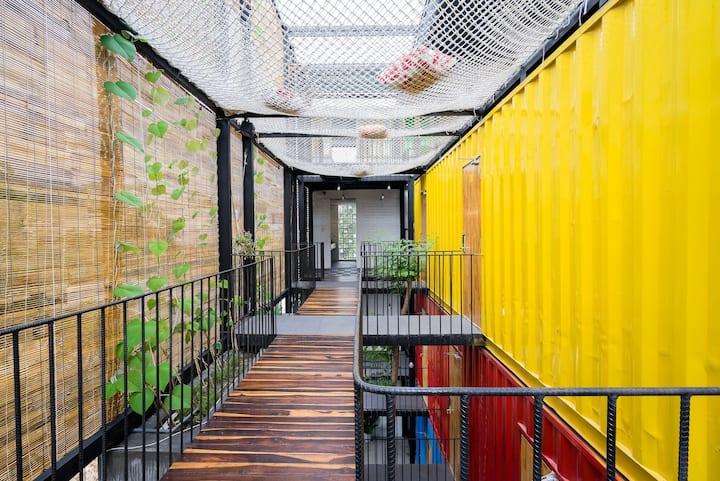 Ccasa Hostel Nha Trang, 1 Bed in Mixed 4-Bed Dorm
