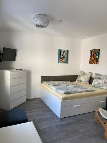 Perfekte kleine Wohnung in der City Neu-Ulm