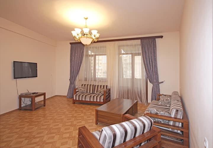 Leningradyan New building apartment