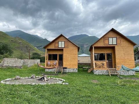 Kazbegi , Villa Achkhoti