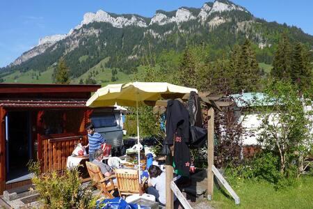 Ski holiday / Hiking Holiday on a campground - Flühli - 露营车/房车