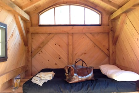 Catskills Forest Cabin Retreat - East Meredith - Cabin