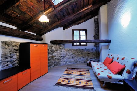 Beautiful renovated Maso - Ponte di Legno BS