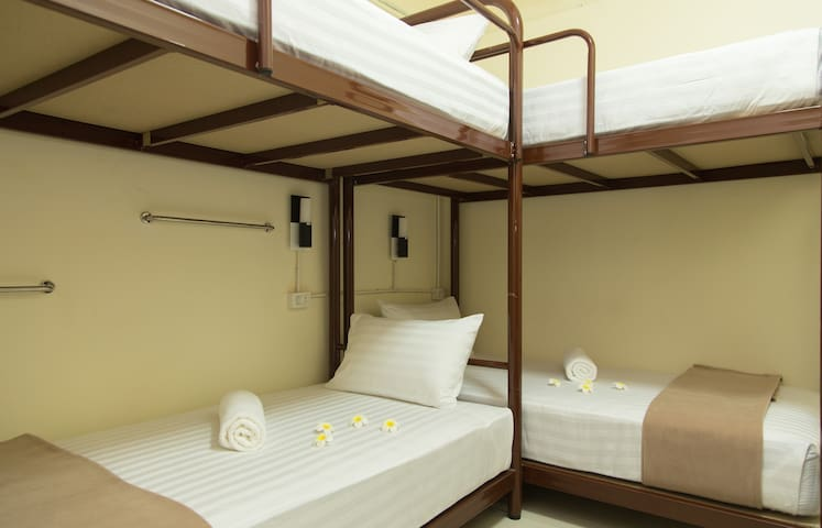 Male Dormitory Style 4 Beds - バンコク - 寮