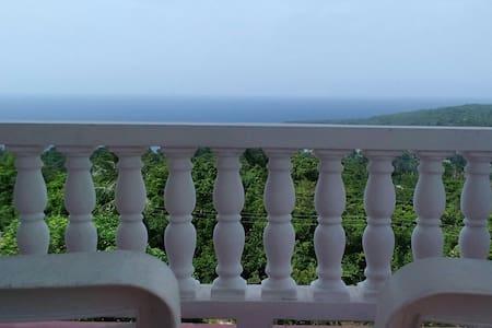 Far  view  huge room, huge balcony - Oracabessa