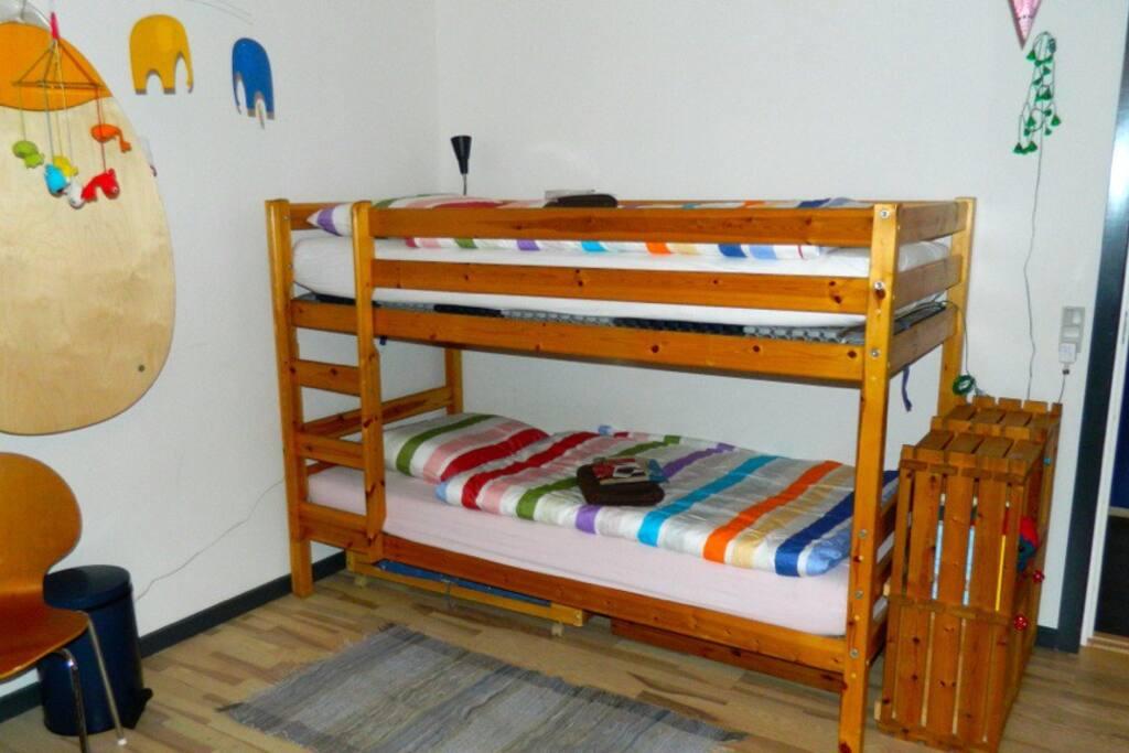 Etagenbett Schlafzimmer