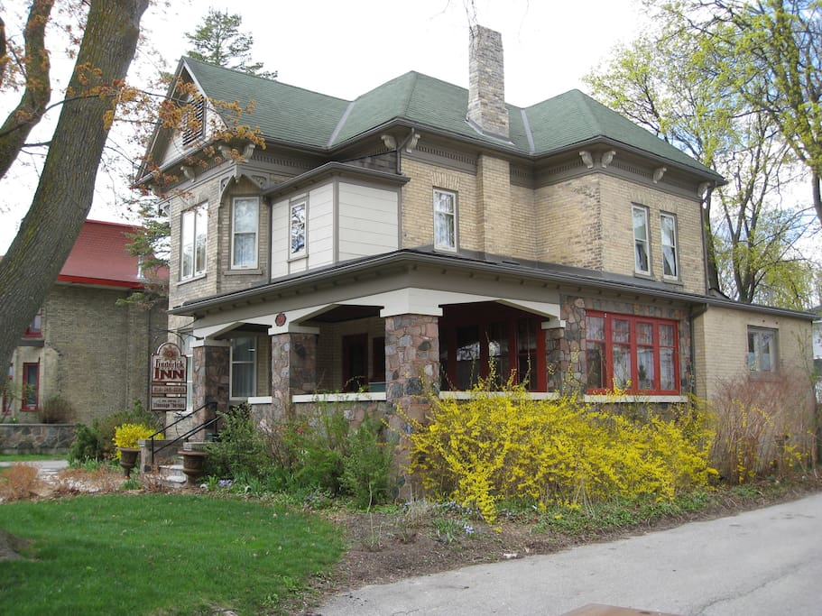 Completely renovated century home.