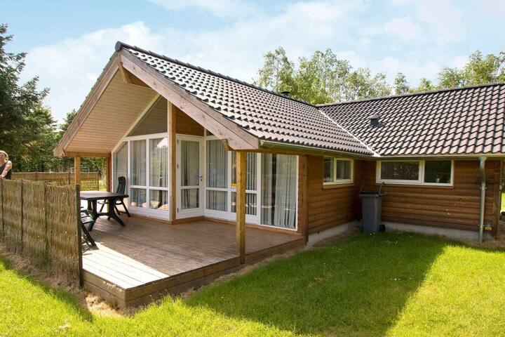 Beautiful Holiday Home in Rødby with Sauna
