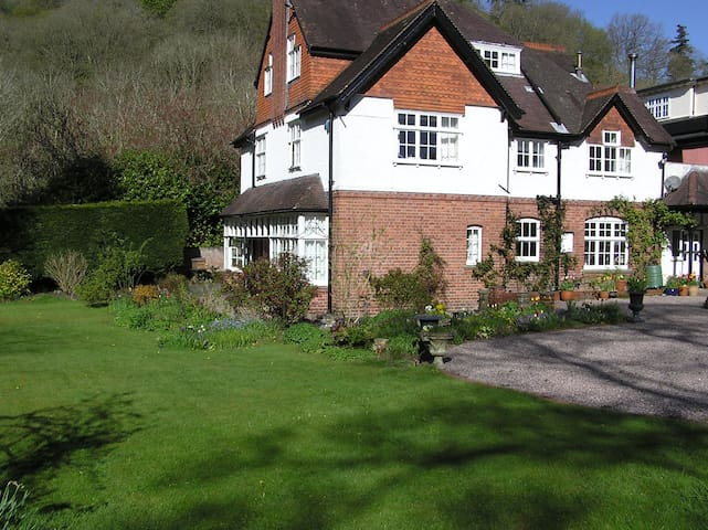 Hilltop SC flatlet perfect for walkers & relaxing - Church Stretton - House