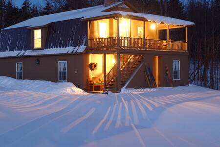 Private Guesthouse on 400 Acres - Northfield - 獨棟