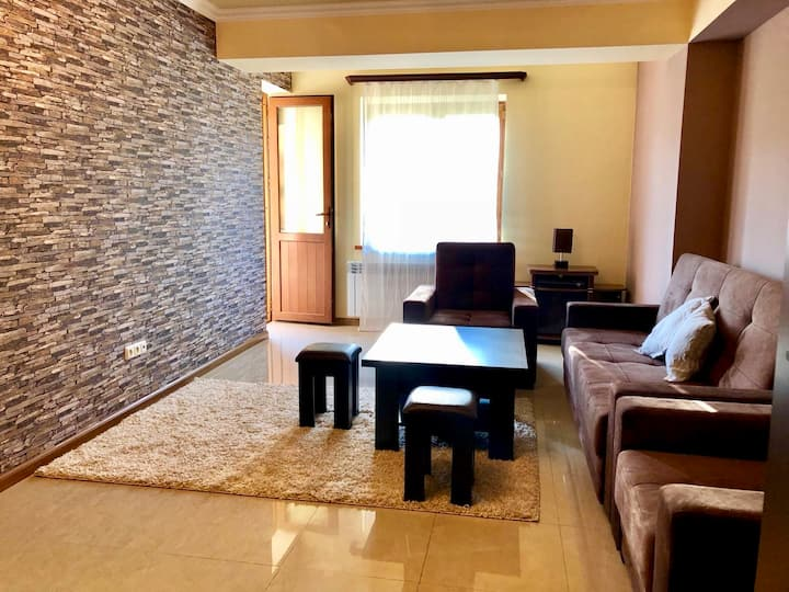 Cozy apartment in Mori Plaza, Tsakhkadzor