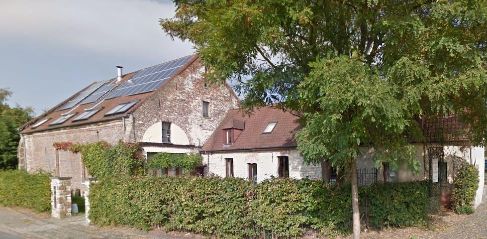 Grange de Pierrot - Braine-l'Alleud