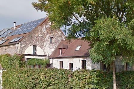 Grange de Pierrot - Braine-l'Alleud - Pensió