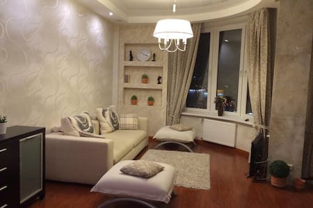 Апартаменты в стиле модерн - Минск - Pis