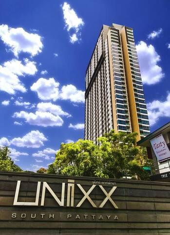 Стильная студия в кондоминиуме Unixx