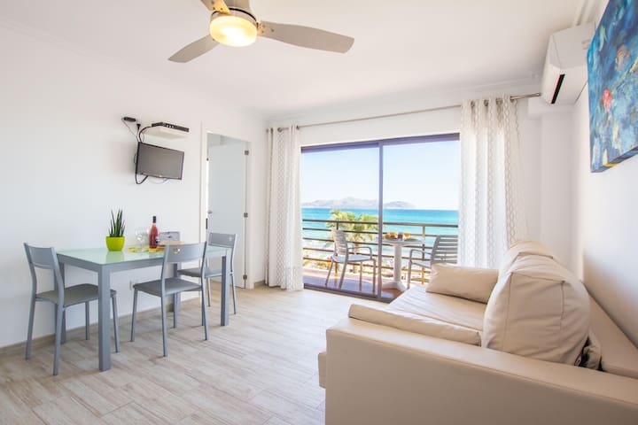 Marga B - Excelent apartment in front of the beach - Can Picafort - Квартира