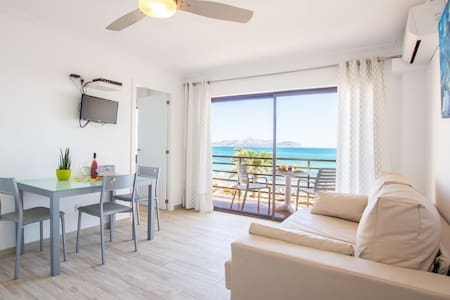 Marga B-Ideal piso para parejas - Can Picafort - Apartmen