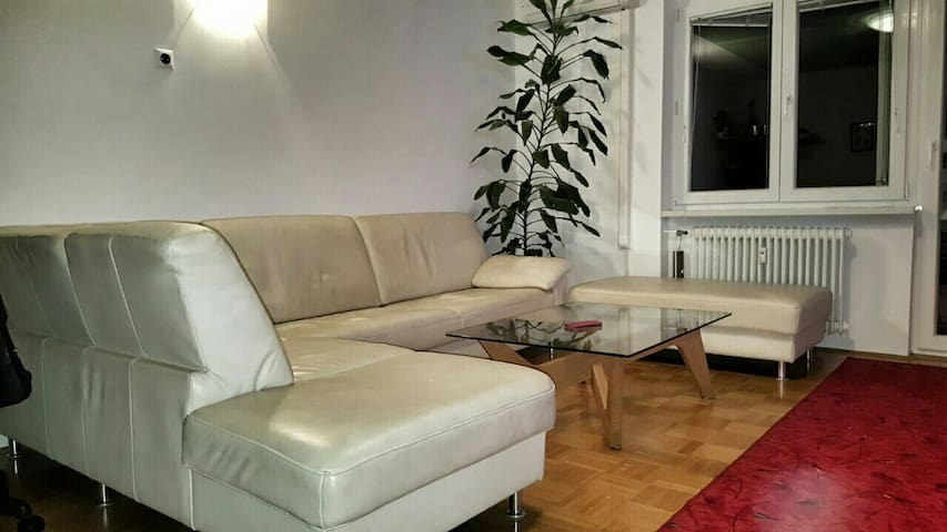 Cosy flat suited for couples with small kids - Ljubljana - Daire